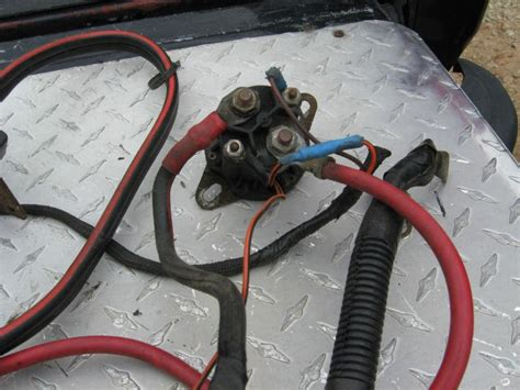 find snow plow control  wiring harness   fisher