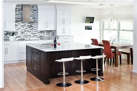 17 best images about contemporary kitchens on cherries orlando and mosaic backsplash