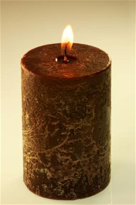 chocolate scented candles slideshow