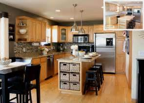kitchen cabinets colors ideas kitchen lake forest park residence 109 kitchen color ideas with maple cabinets ahhualongganggou