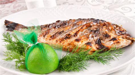 dorade marinée au citron recette facile de poisson