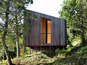 Wandverkleidung Holz Aussen : schlichtes sauna design aus holz mit atemberaubendem seeblick ~ Sanjose-hotels-ca.com Haus und Dekorationen