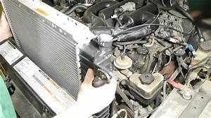 Replacing Radiator 99 Ford Explorer 4 0 Sohc