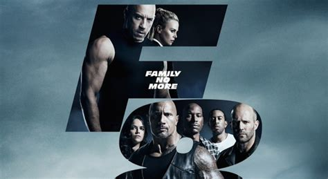 The Fate Of The Furious' New Poster May Be The Greatest Of