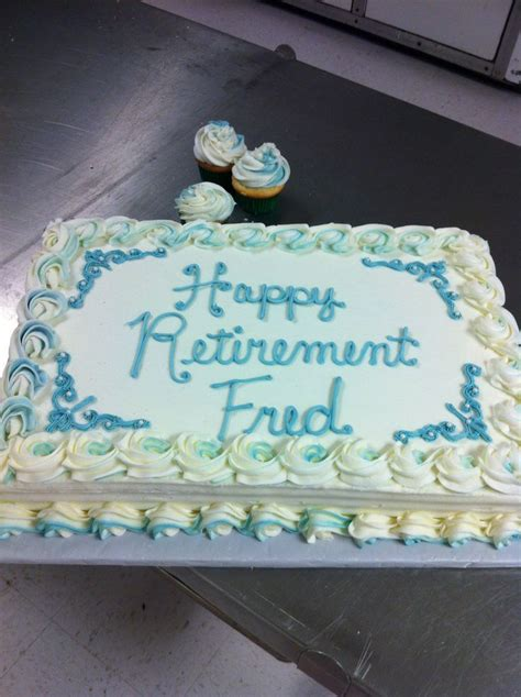 retirement cake ideas pin retirement cake ideas for on