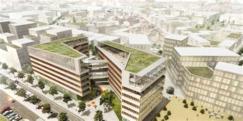 affa architecture va concevoir deux immeubles au carr 233 de soie