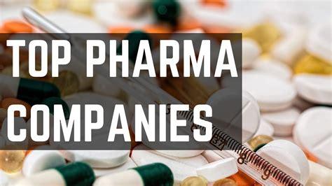 Top 10 Pharma Companies In India (2020)
