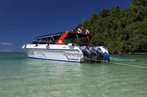 Speedboot Tour by Khao Lak Speedboot Charter Similancharter Tour