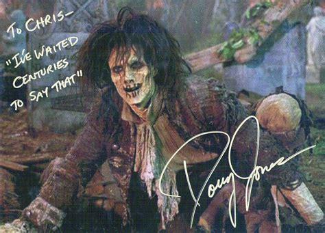 doug jones hocus doug jones from hocus pocus autographs i have gotten