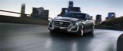 cadillac cts stand