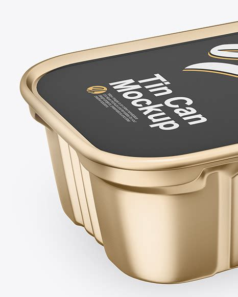 When you place your design on such a mockup, you see all the some mockups are useful while others are vital for a professional designer. Metallic Tin Can Mockup in Can Mockups on Yellow Images ...