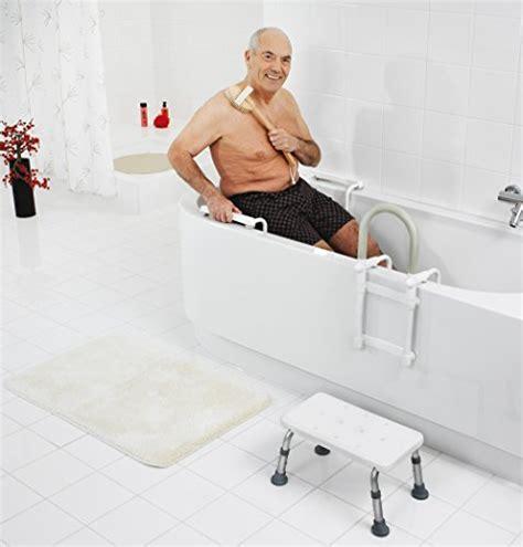 sgabelli per vasca da bagno ridder a00400101 sedile per vasca da bagno colore bianco
