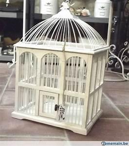 Cage Oiseau Deco : cage oiseau bois deco visuel 7 ~ Teatrodelosmanantiales.com Idées de Décoration
