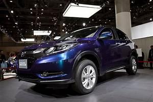"Honda เตรียมตีตลาดรถบ้านเกิดด้วยเจ้า ""Vezel"" SUV คันเล็ก"