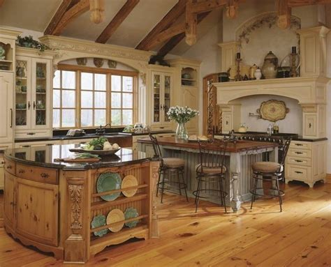 tuscan kitchen design photos la cuisine arrondie dans 41 photos pleines d id 233 es 6403