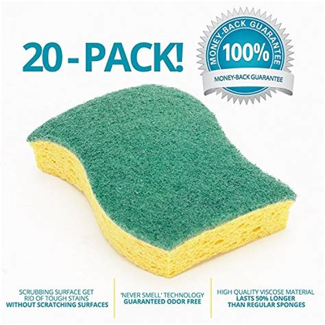 best kitchen sponge top 5 best kitchen sponges individually wrapped for