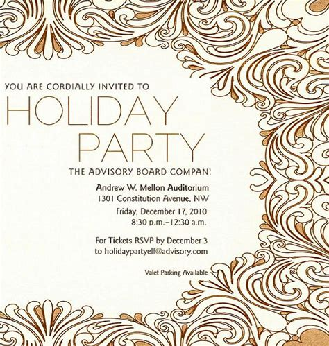 employee holiday luncheon invitation template invitation template and wording ideas celebration all about