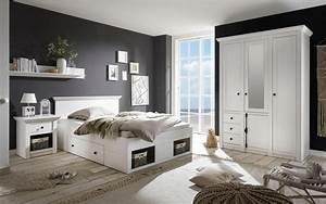 Home affaire Schlafzimmer Set California , klein, Bett