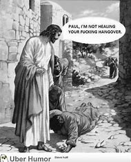 Jesus and Lepers