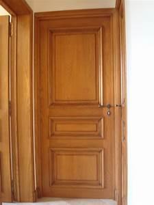 porte interieure menuiserie lemaire broyes marne 51 With porte de garage et fabricant porte intérieure bois