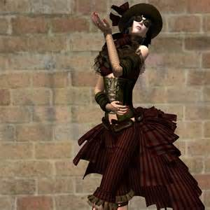 Female Steampunk Fashion