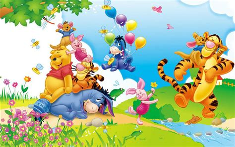 Animated Winnie The Pooh Wallpaper - winnie the pooh wallpapers and background images stmed net