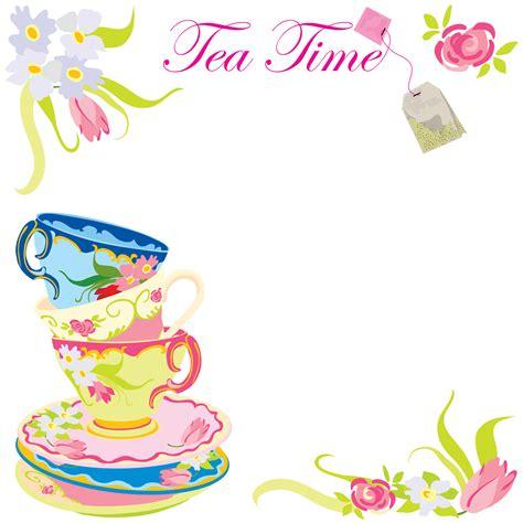 printable tea party invitations slumber party