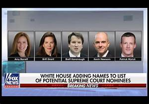 Trump adds 5 conservative judges to shortlist of potential ...