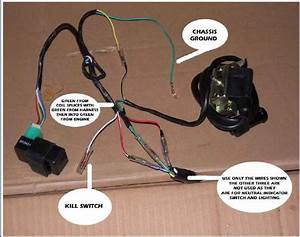 Lifan 125cc Wiring Diagram Ignition