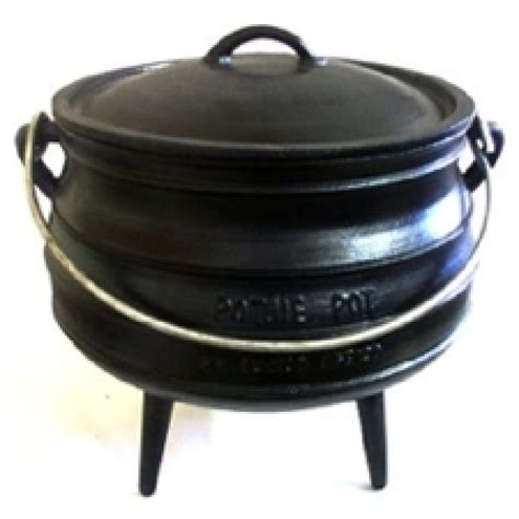 pots cuisine cast iron cooking potjie pot food safe cauldron