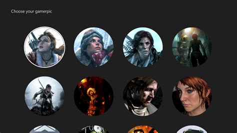Microsoft Is Looking Into Custom Gamerpics For Xbox Live