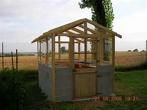 Construire Une Serre Pas Cher : construire une serre de jardin le blog du bricolage ~ Premium-room.com Idées de Décoration