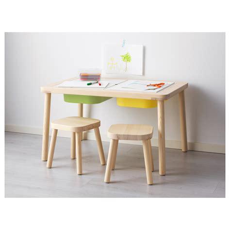 ikea table et chaise flisat children 39 s table 83x58 cm ikea