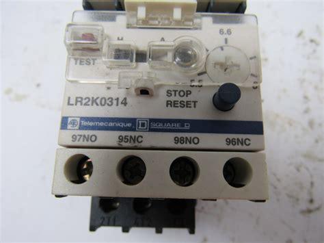 square d telemecanique lc1k09 3 pole 9 miniature contactor ebay