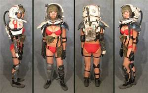 Babe Space Suit (page 2) - Pics about space