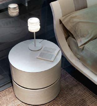 mazzali zefiro  bedside cabinet italian designer