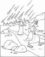Coloring Wife God Bible Colorear Abraham Dibujos Lots Sodom Gomorrah Salt Biblia Children Crafts Craft Rule Within Imprimir Dominical Abram sketch template