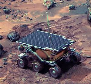 Sojourner (rover) - Wikipedia