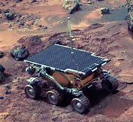 Mars Pathfinder Sojourner Rover
