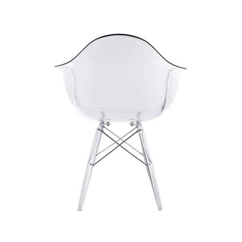 chaise daw pas cher chaise daw all ghost transparent achat vente chaise
