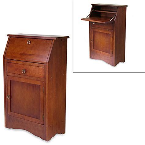 bed bath and beyond desk l walnut secretary desk bed bath beyond