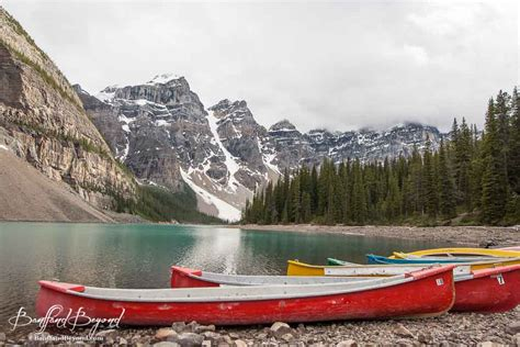Lake Moraine Boat Rental by The Lake With The Twenty Dollar View Moraine Lake