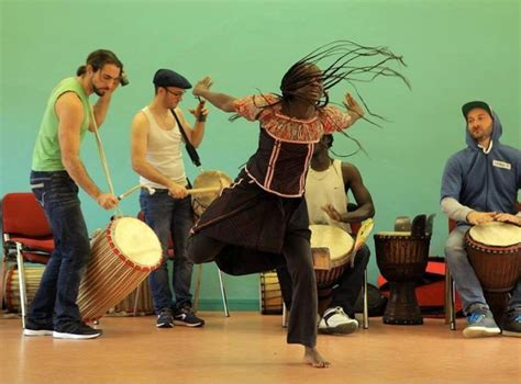 cours de cuisine africaine danse et percu africaine avec l 39 association afrikanté