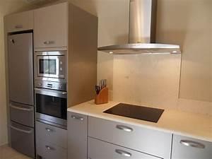 Refrigerateur Sous Plan De Travail : realisation 40 moble ~ Farleysfitness.com Idées de Décoration