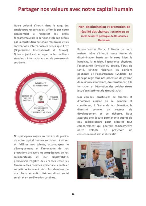 bv portal bureau veritas rapport rse de bureau veritas maroc 2015 2016