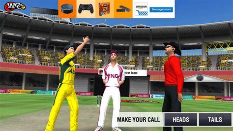 descargar world cricket chionship 2 2 7 1 android apk