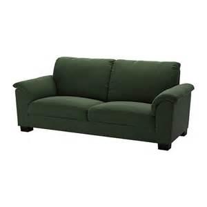 green sofa tidafors sofa hensta green ikea