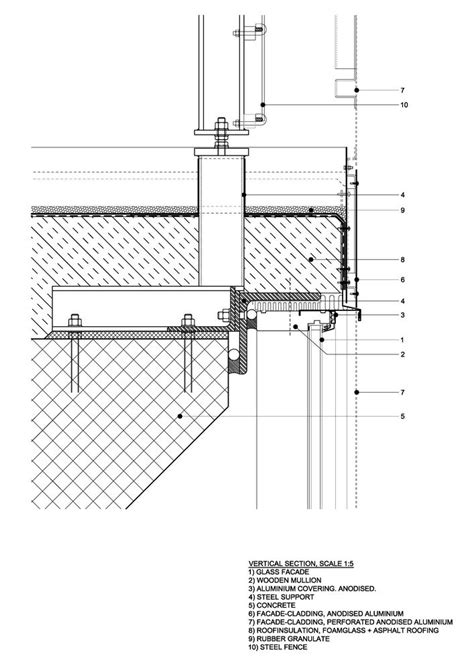 Bodentiefes Fenster Detail by 1 To 5 Detail Search 节点 Details Drawings