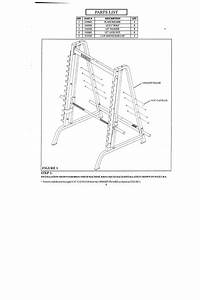Page 3 Of Parabody Home Gym 883101 User Guide