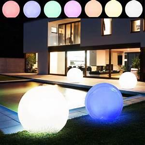 Leuchtkugeln Garten Solar : 3er set led solar leuchtkugeln in verschiedenen gr en ~ Sanjose-hotels-ca.com Haus und Dekorationen